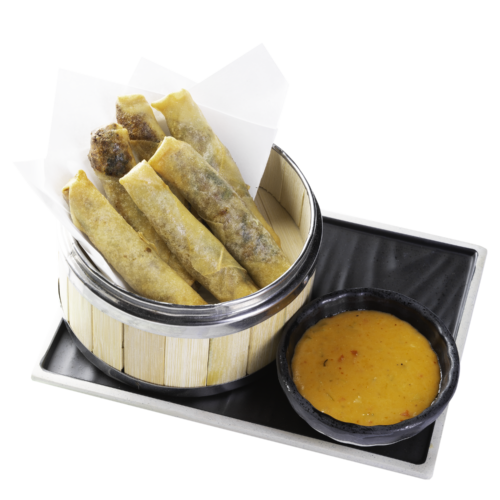 TACO BEEF SPRING ROLL